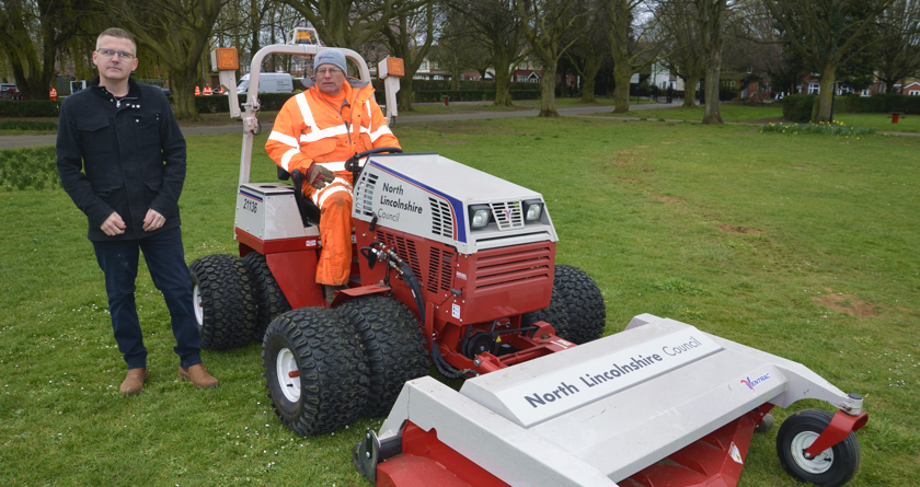 North Lincolnshire Council delivering best value with Ventrac