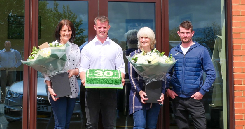 S&C Slatter celebrates 30 years of sporting excellence