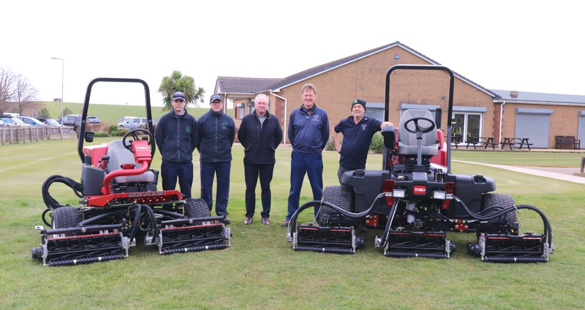 Toro stands the test of time at Westridge Golf Centre