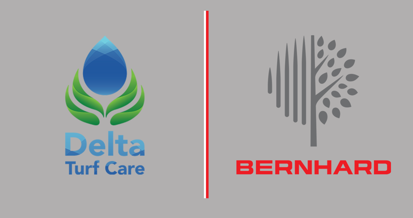 Bernhard and Company strengthens relationship with Delta Turf Care
