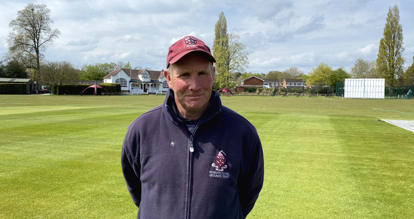 Confidence is high at Bromsgrove School