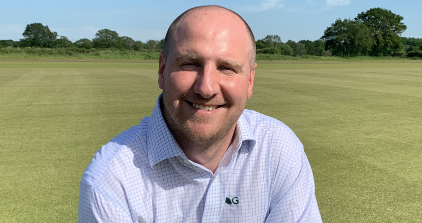 New Germinal amenity technical sales rep for Scotland and North East England