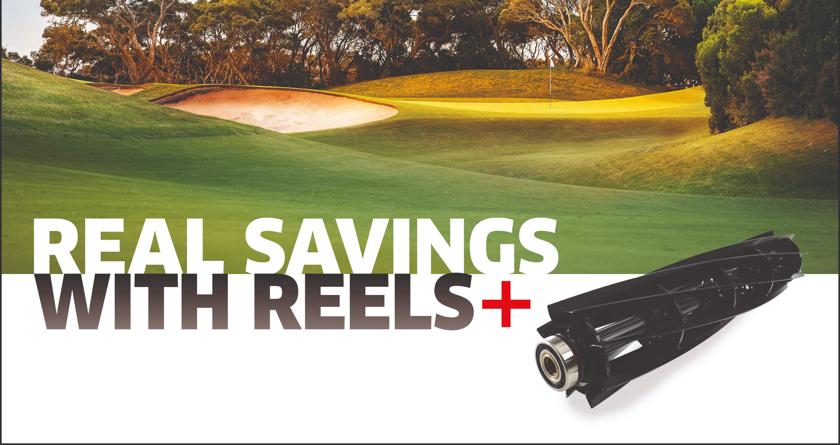 Real savings with Toro Reels+