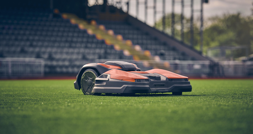 Husqvarna unveil CEORA, a new era in commercial turf care