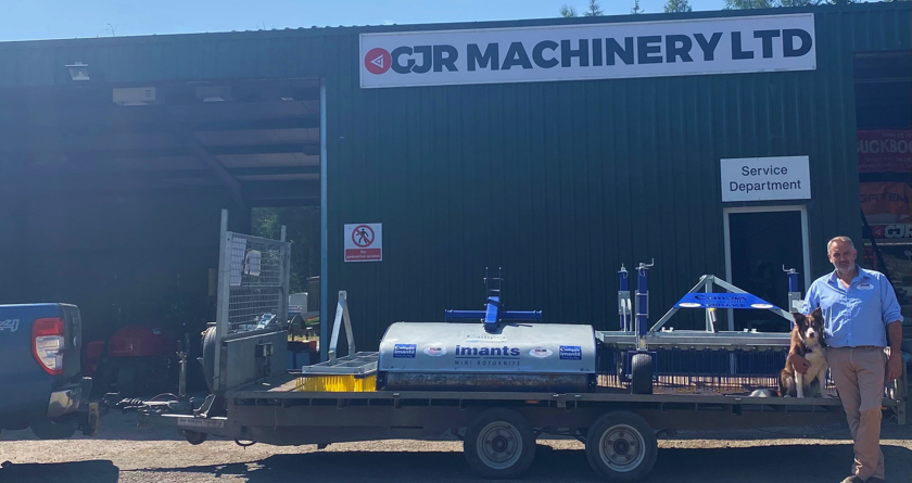 New Campey dealer for South Wales, Mid Wales and Herefordshire