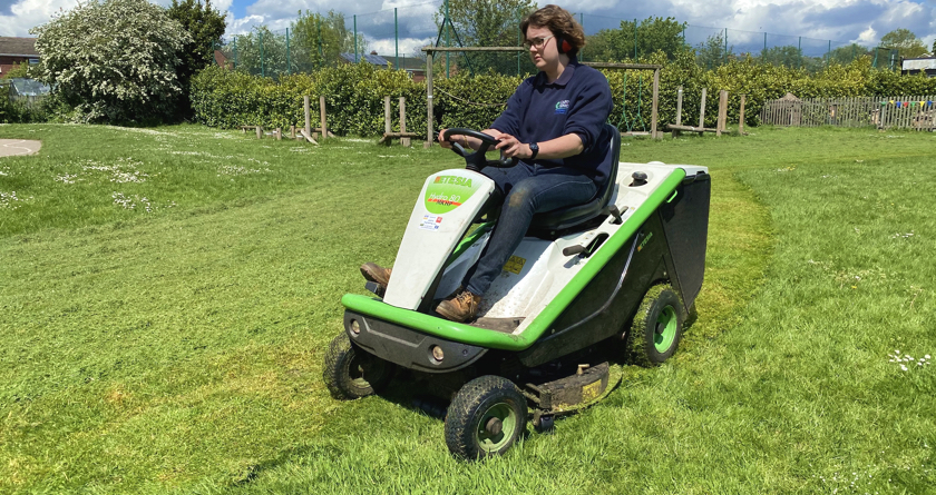 Etesia finance offer makes grass cutting child's play