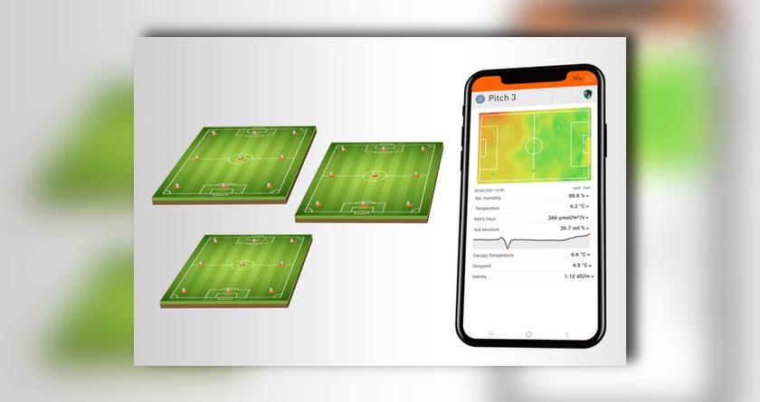 SGL TurfPod makes grass monitoring accessible to everyone