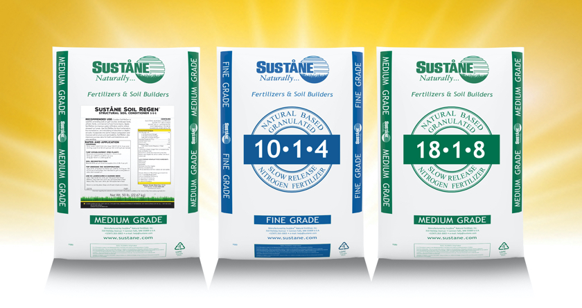 Suståne provides the organic solution for sustainable feeding programmes