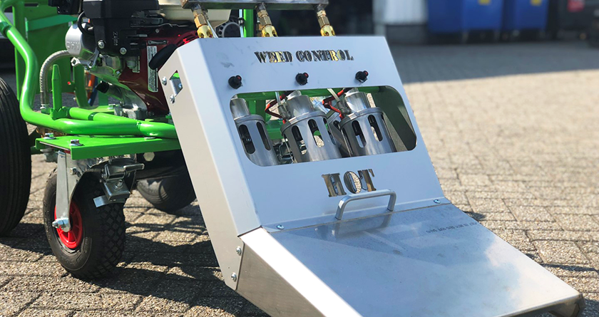 No weed out of reach with the Campey AIR Trolly Pack