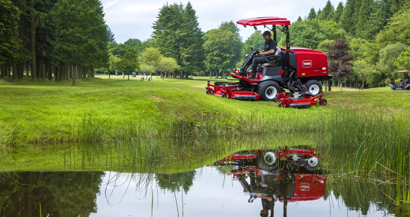 Scottish club strives for perfection with support of Toro fleet