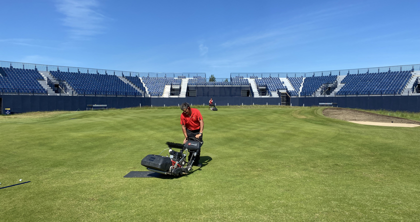 Royal St George's approach to hosting the 149th British Open