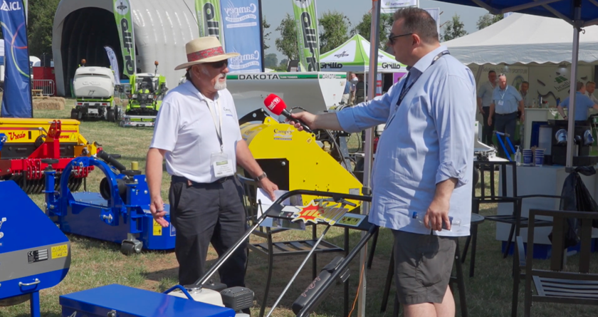 Watch – Campey Turf Care Systems at the Festival of Turf