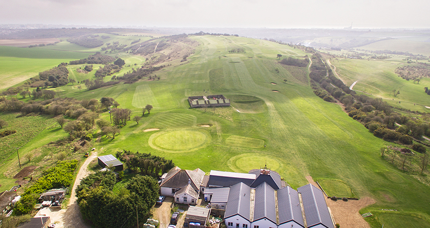Suståne supports the switch to finer fescues at Brighton & Hove GC