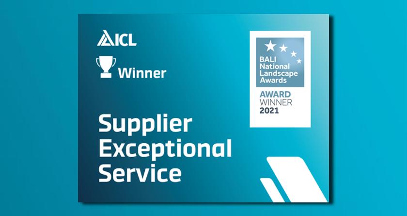 ICL celebrates win at BALI Awards 2021
