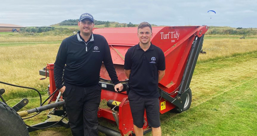Redexim proves perfect partner for renovations at Sheringham GC