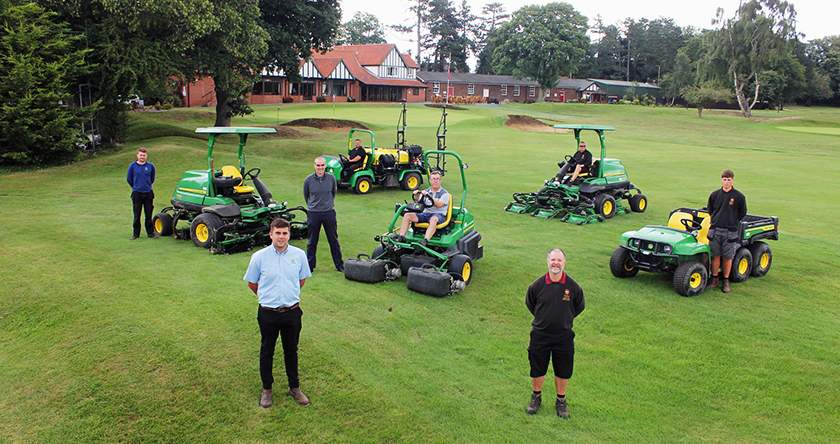 Sleaford Golf Club seeks higher standards