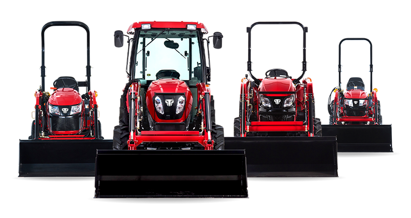 Versatility and value reimagined in new generation of tractors