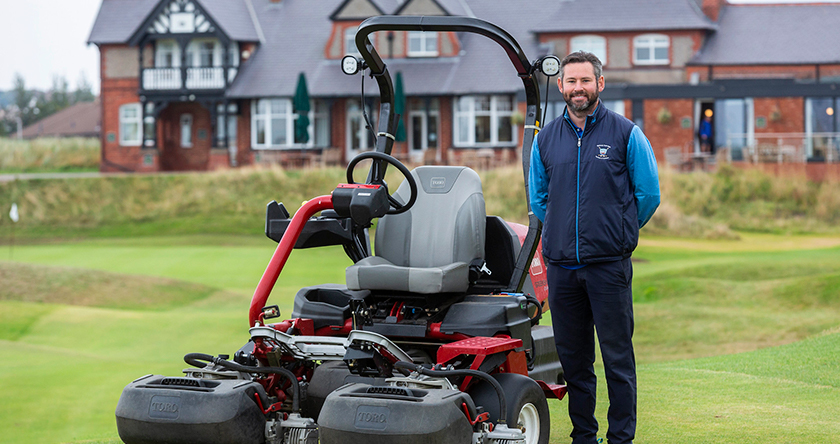 Sustainable Toro chosen to improve operations at Wallasey