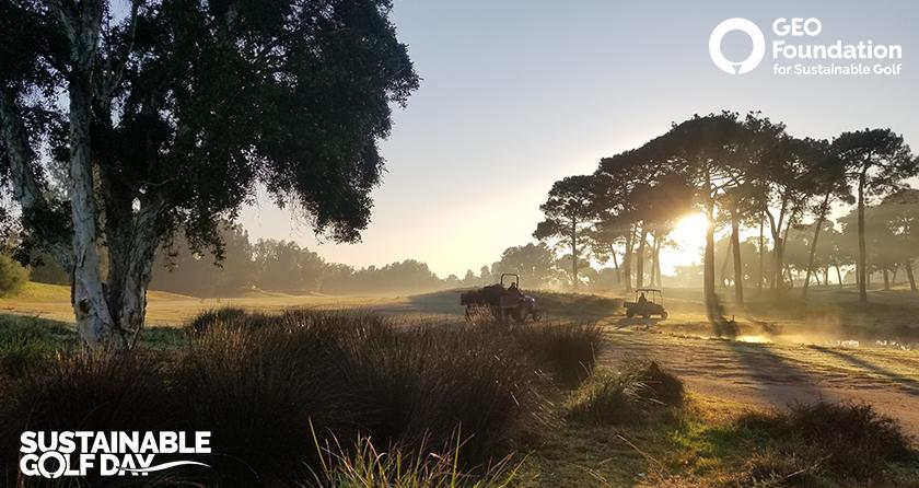 Celebrating sustainable golf