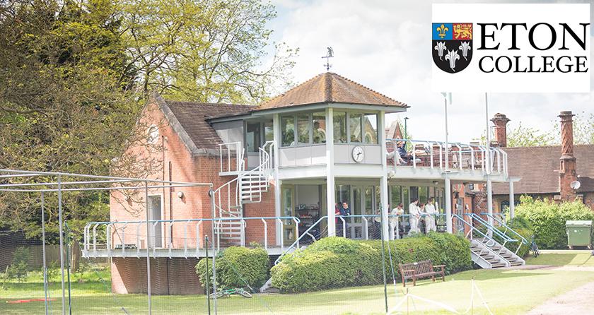 Groundsperson position at Eton College