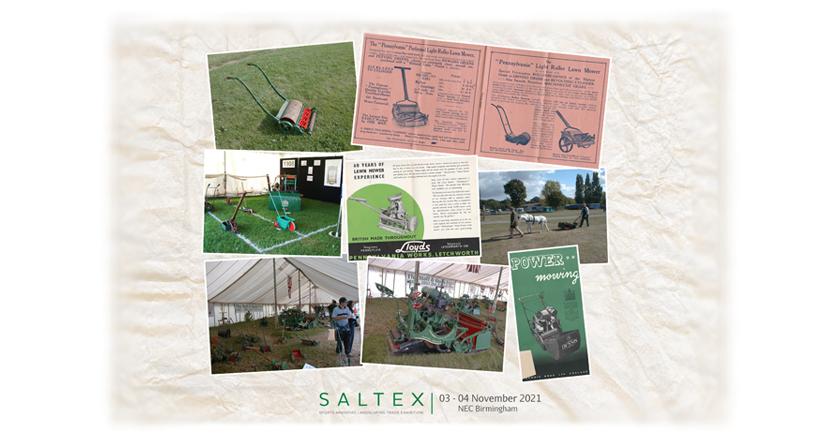 SALTEX to celebrate 75 years ofgroundscareequipment